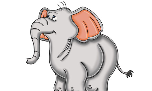 L'éléphant Louïe